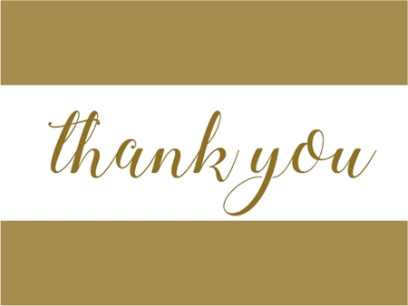 Picture for category Thank You Cards