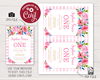 Picture of Floral Birthday Invitation