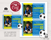 Picture of Soccer Birthday Invitation