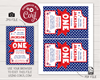 Picture of 4th of July Birthday Invitation