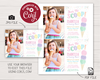 Picture of Ice Cream Birthday Invitation with Photo