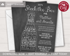 Picture of Stock the Bar Engagement Party Invitation
