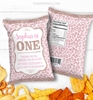 Picture of Cheetah Birthday Chip Bags in Rose Gold